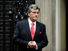 Ющенко завершил рабочий визит в Великобританию
