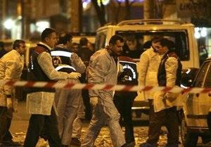 В турецкой школе взорвалась бомба, есть пострадавшие