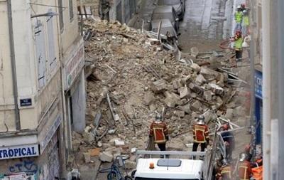 Обвал будинків у Марселі: знайшли п ять тіл