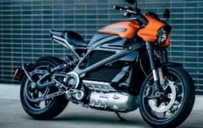 Harley-Davidson выпустил 1-ый  серийный электробайк