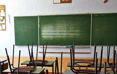 В Каменском закрыли школы из-за отсутствия отопления
