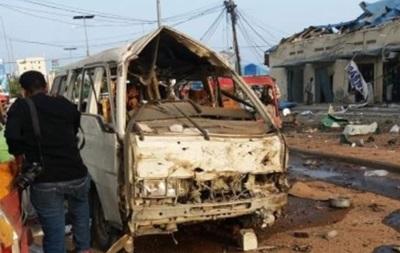 У столиці Сомалі прогриміла серія вибухів, 17 загиблих