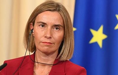 ЄС засуджує  вибори  в  ЛДНР  - Могеріні