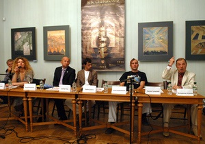 В Киеве презентовали 1000-й номер журнала Украинская культура