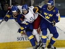 ЧМ-2008: Шведы в полуфинале