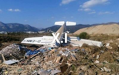У Греції розбився одномоторний літак