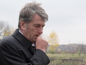 ЦИК опубликовал предвыборную программу Ющенко