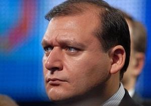 Выборы Рады: Добкин спрогнозировал, что Партия регионов получит конституционное большинство