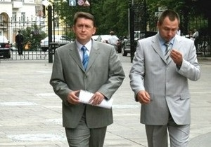 Адвокат обжаловал постановления о возбуждении уголовных дел против Мельниченко