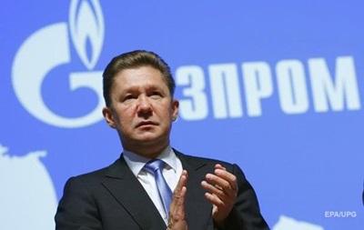 Газпром відповів на погрози США щодо Nord Stream-2