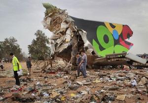 На борту разбившегося в Ливии лайнера находились 62 гражданина Нидерландов