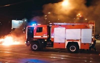 В Ужгороді згоріло два авто екс-чиновника СБУ - ЗМІ