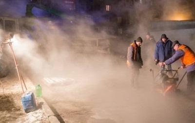 В Харькове 60 жилых домов остались без отопления