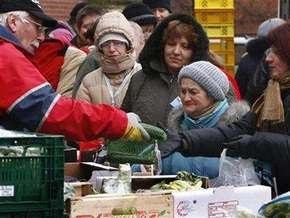 Всемирный банк прогнозирует рост числа бедных в странах Восточной Европы