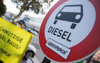 Еще в двух городах Германии запретили дизельные авто