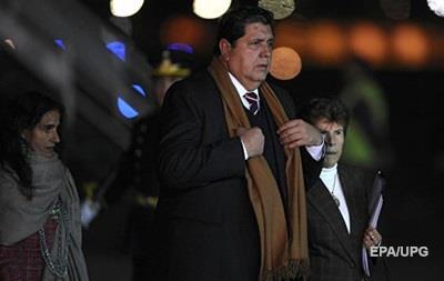 Екс-президент Перу попросив притулку в Уругваї