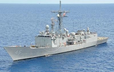 В ВМС рассказали о предложении США по фрегатам
