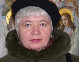 Умерла известная украинская журналистка Галина Левицкая