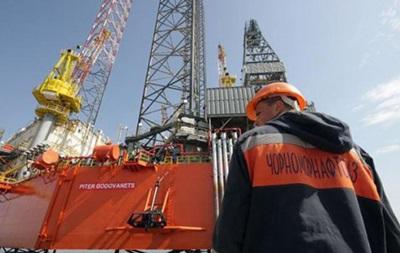 Рада зняла арешт з Чорноморнафтогазу
