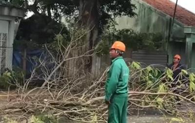 Во Вьетнаме из-за шторма эвакуировали полмиллиона человек
