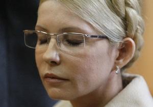 Русская служба Би-би-си. Адвокат Тимошенко: экс-премьера хотят довести до смерти