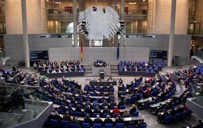 В Германии приняли рекордный бюджет на 2019 год
