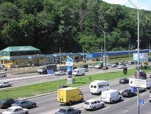 С Набережного шоссе в Киеве уберут трамвайные пути