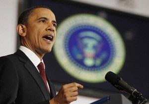 Опрос: Обама сохраняет отрыв от Ромни