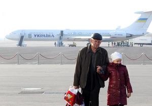 Вместе с Януковичем на Кубу прибыла 11-летняя украинка, которой требуется помощь кубинских врачей