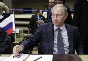 Путин не исключил, что события в Северной Африке повлияют на Кавказ