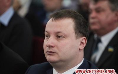Депутат Житомирської облради на смерть збив жінку - ЗМІ
