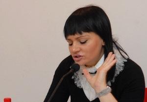 Кильчицкая опровергает информацию о слежке СБУ за ее квартирой