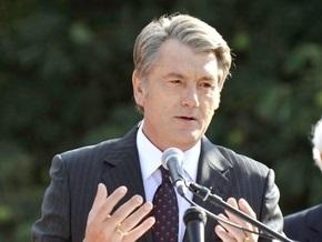 Ющенко сегодня откроет в Варшаве памятный знак жертвам Голодомора