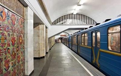 У Києві в ранковий час пік зупинилося метро