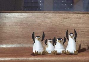 О пингвинах из Мадагаскара снимут мультфильм