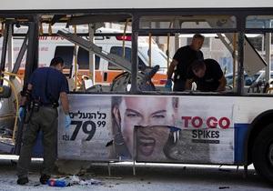 Ответственность за теракт в Тель-Авиве взяло на себя боевое крыло ФАТХ