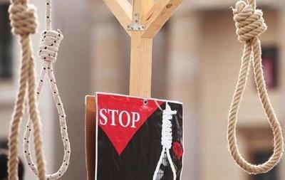 У Білорусі стратили двох чоловіків