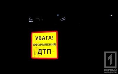 В Кривом Роге авто патрульных сбило женщину