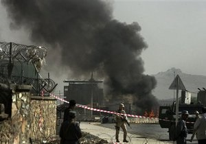 Афганские спецслужбы предотвратили крупный теракт в аэропорту Кабула