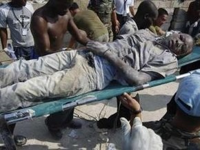 Обрушение школы на Гаити: Число погибших перевалило за 80