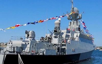 Росія скерувала до Криму новий ракетний корабель