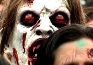 В Мексике прошел рекордный парад зомби