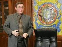 Луценко рассказал о вчерашнем убийстве в центре Львова