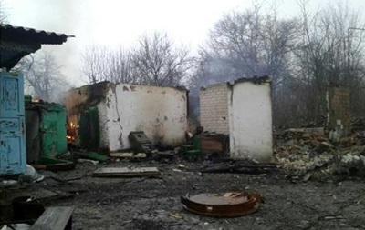 Сепаратисты обстреляли два села – штаб ООС