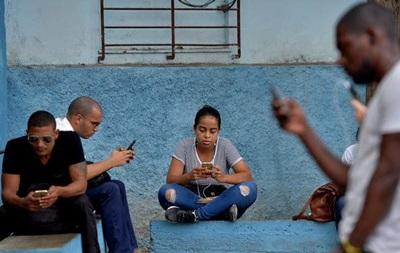 На Кубе заработал мобильный интернет для всех