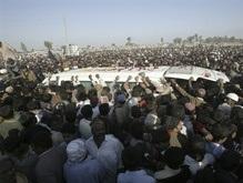 Пакистан простился с Беназир Бхутто