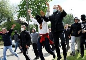Глава МВД: Виновниками столкновений во Львове стали  радикалы правого толка