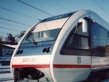 В Полтавской области запустили рельсовый автобус