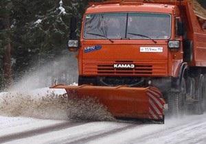 Черновецкий поручил выделить на завершение ликвидации последствий стихии 16 млн гривен