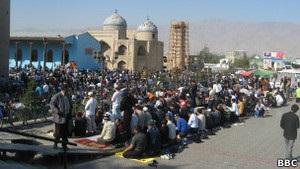 В Таджикистане верующие арестованы за крики  Аллах Акбар